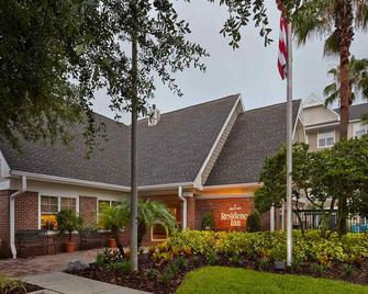 Residence Inn By Marriott Orlando East/Ucf Area - Orlando - Building