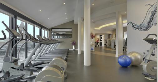 Fairmont Copley Plaza - Boston - Gym