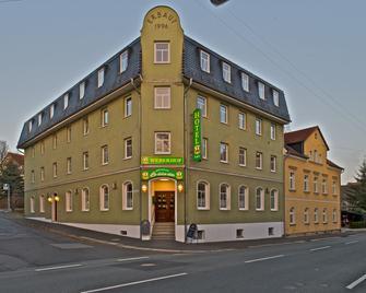 Hotel Weberhof - Zittau - Gebouw