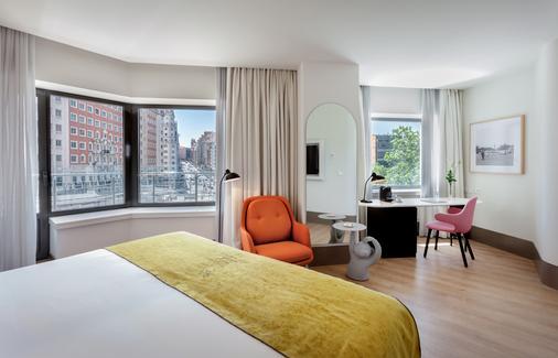 Barceló Torre de Madrid - Madrid - Bedroom