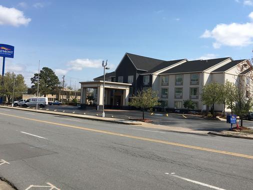 Baymont by Wyndham North Little Rock - North Little Rock - Building
