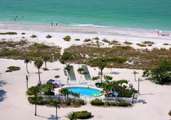 島嶼酒店 - 桑尼伯 - 薩尼貝爾 - 游泳池