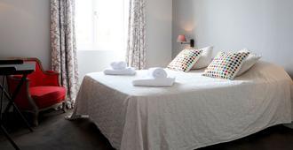 Hôtel des Basses Pyrénées - Bayonne - Bedroom