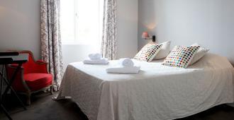 Hôtel des Basses Pyrénées - บายอน - ห้องนอน