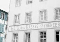 Hôtel des Basses Pyrénées - Bayonne - Näkymät ulkona