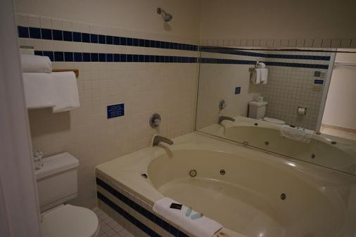 Americas Best Value Inn Plattsburgh - Plattsburgh - Μπάνιο