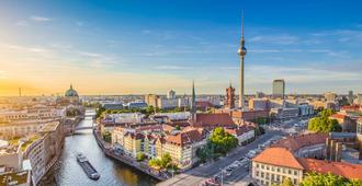 Check In Hostel Berlin - ברלין - נוף חיצוני