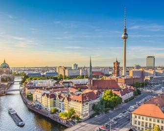 Check In Hostel Berlin - Berlin - Dış görünüm
