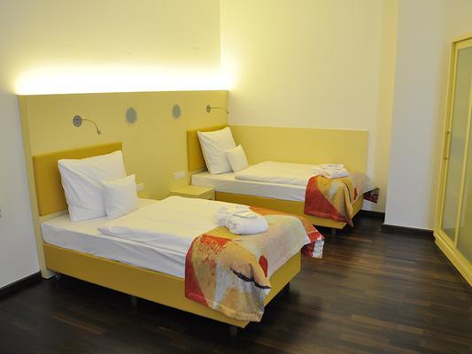 Exe Hotel Klee Berlin Excellence Class - Berlin - Bedroom