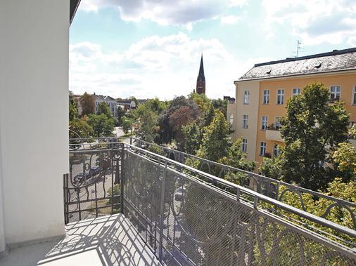 Exe Hotel Klee Berlin - Berliini - Parveke