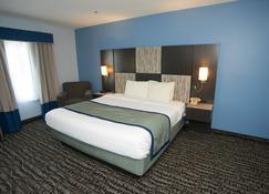 Sandwich Lodge & Resort - Sandwich - Schlafzimmer