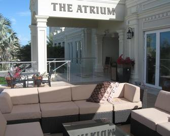 The Atrium Resort - Providenciales - Building