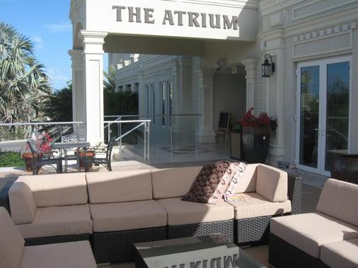 The Atrium Resort - Providenciales - Toà nhà