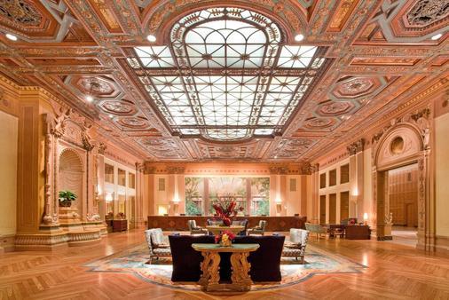 洛杉磯巴爾地摩千禧酒店 - 洛杉磯 - 大廳