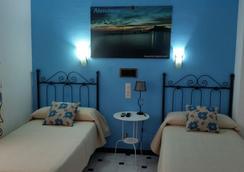 聖塞巴斯蒂安青年旅舍 - 阿爾穆涅卡爾 - 阿爾姆尼卡 - 臥室