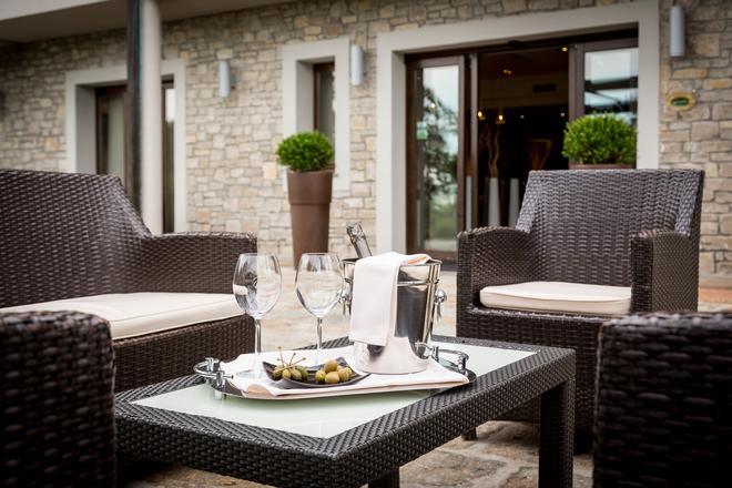 Piajo Relax Hotel - Bergamo - Patio