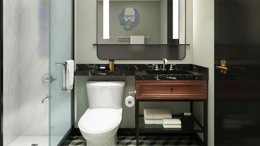 Hotel Emblem San Francisco - San Francisco - Kylpyhuone