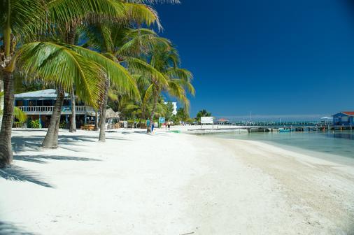 Exotic Caye Beach Resort - San Pedro Town - Beach