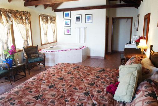 Exotic Caye Beach Resort - San Pedro Town - Bedroom