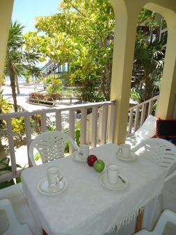 Exotic Caye Beach Resort - San Pedro Town - Balcony