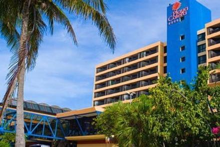 格蘭卡里貝普塔雷娜卡勒塔海灘酒店 - Varadero - 建築