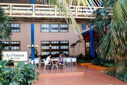 格蘭卡里貝普塔雷娜卡勒塔海灘酒店 - Varadero - 天井