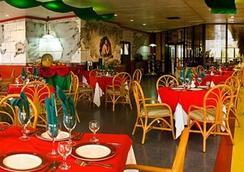 格蘭卡里貝普塔雷娜卡勒塔海灘酒店 - Varadero - 餐廳