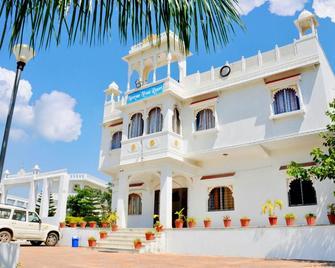 Narayan Niwas Resort - Ranakpur - Building