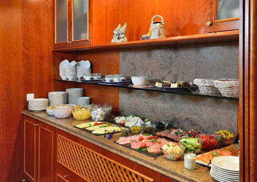 Hotel Der Lindenhof - Gotha - Buffet
