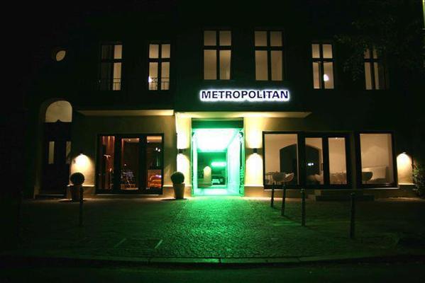 Metropolitan Hotel Berlin - Berliini - Rakennus