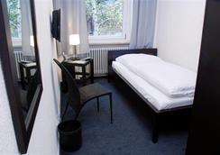 Hotel Metropolitan Berlin - Berliini - Makuuhuone