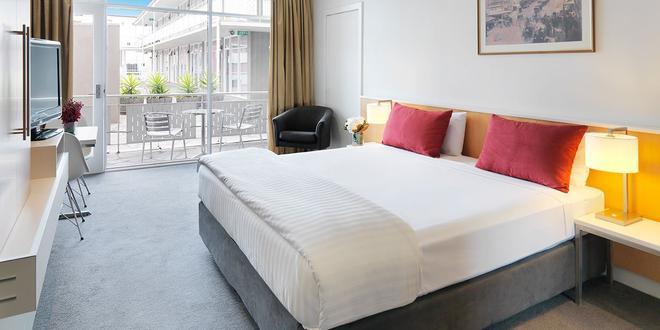 墨爾本卡爾頓韋伯飯店 - 墨爾本 - 臥室