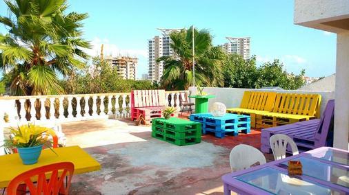 Kukulcan Hostel & Friends - Cancún - Balkon