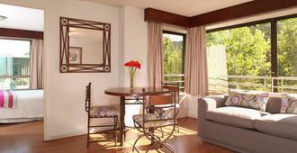 Apart Neruda - Santiago - Living room