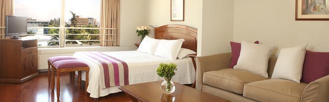 Apart Neruda - Santiago - Bedroom
