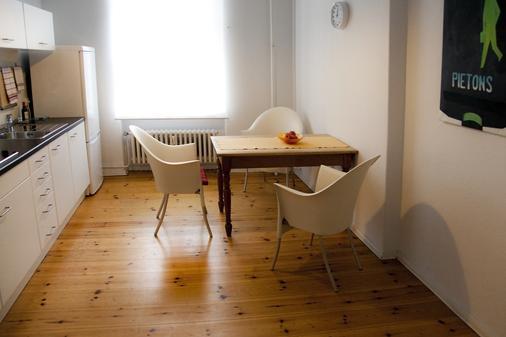 Hotel Riehmers Hofgarten - Berlin - Dining room