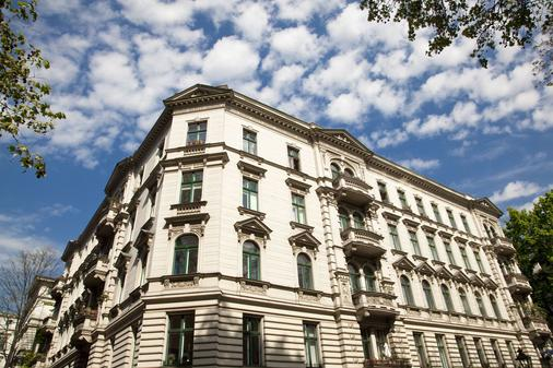 Hotel Riehmers Hofgarten - Berlin - Building