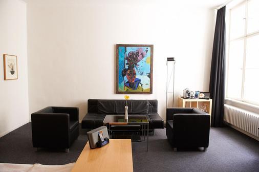 Hotel Riehmers Hofgarten - Berlin - Living room