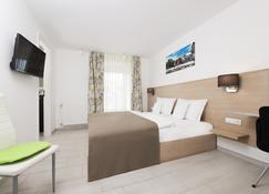 Altes Eishaus, Hotel & Restaurant - Gießen - Bedroom