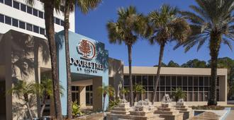 DoubleTree by Hilton Hotel Jacksonville Airport - Jacksonville - Building