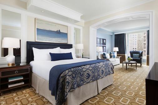 波士頓港酒店 - 波士頓 - 波士頓 - 臥室