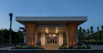 珀斯卡德假日島碼頭酒店 - 伊斯拉摩拉達 - 伊斯拉莫拉達 - 建築