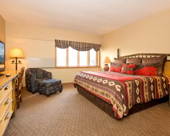 Jackson Hole Lodge - Jackson - Bedroom