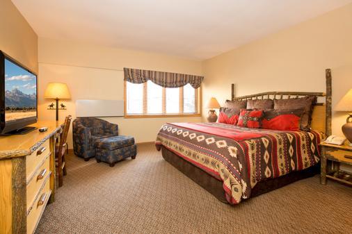 Jackson Hole Lodge - Jackson - Makuuhuone