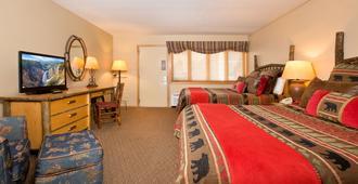 Jackson Hole Lodge - ג'קסון - חדר שינה