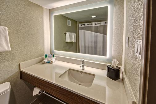 Holiday Inn Express Louisville Airport Expo Center - Louisville - Phòng tắm