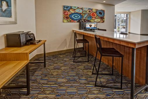 Holiday Inn Express Louisville Airport Expo Center - Louisville - Khu vực làm việc