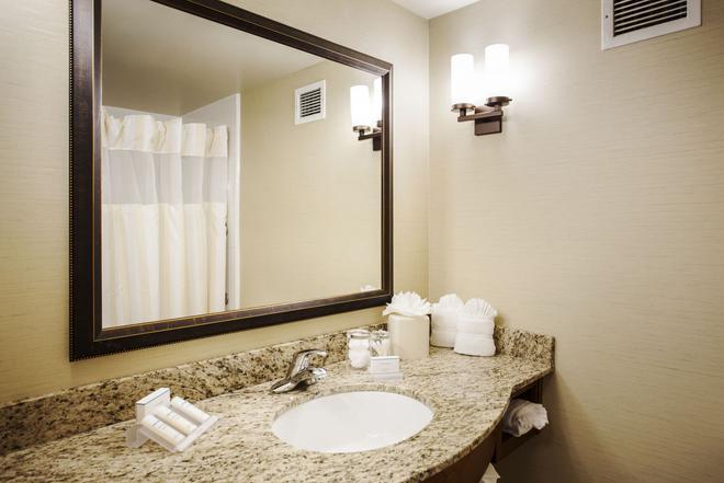 Hilton Garden Inn Denver Airport - Aurora - Salle de bain