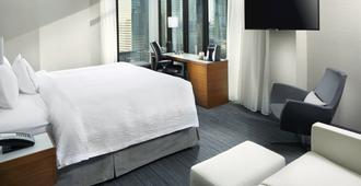 Courtyard by Marriott New York Downtown Manhattan/World Trade Center Area - New York - Bedroom