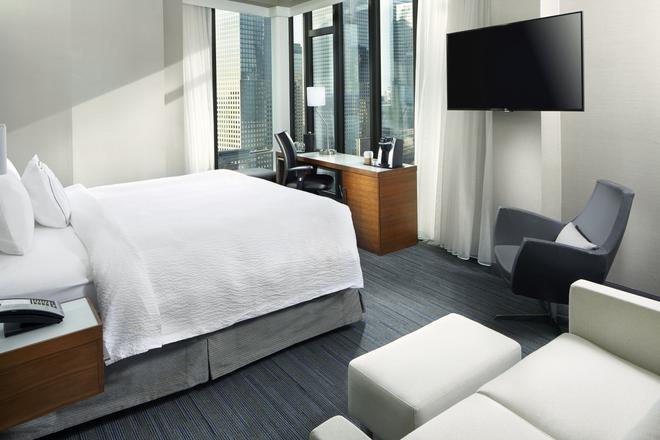 Courtyard by Marriott New York Downtown Manhattan/World Trade Center Area - New York - Camera da letto
